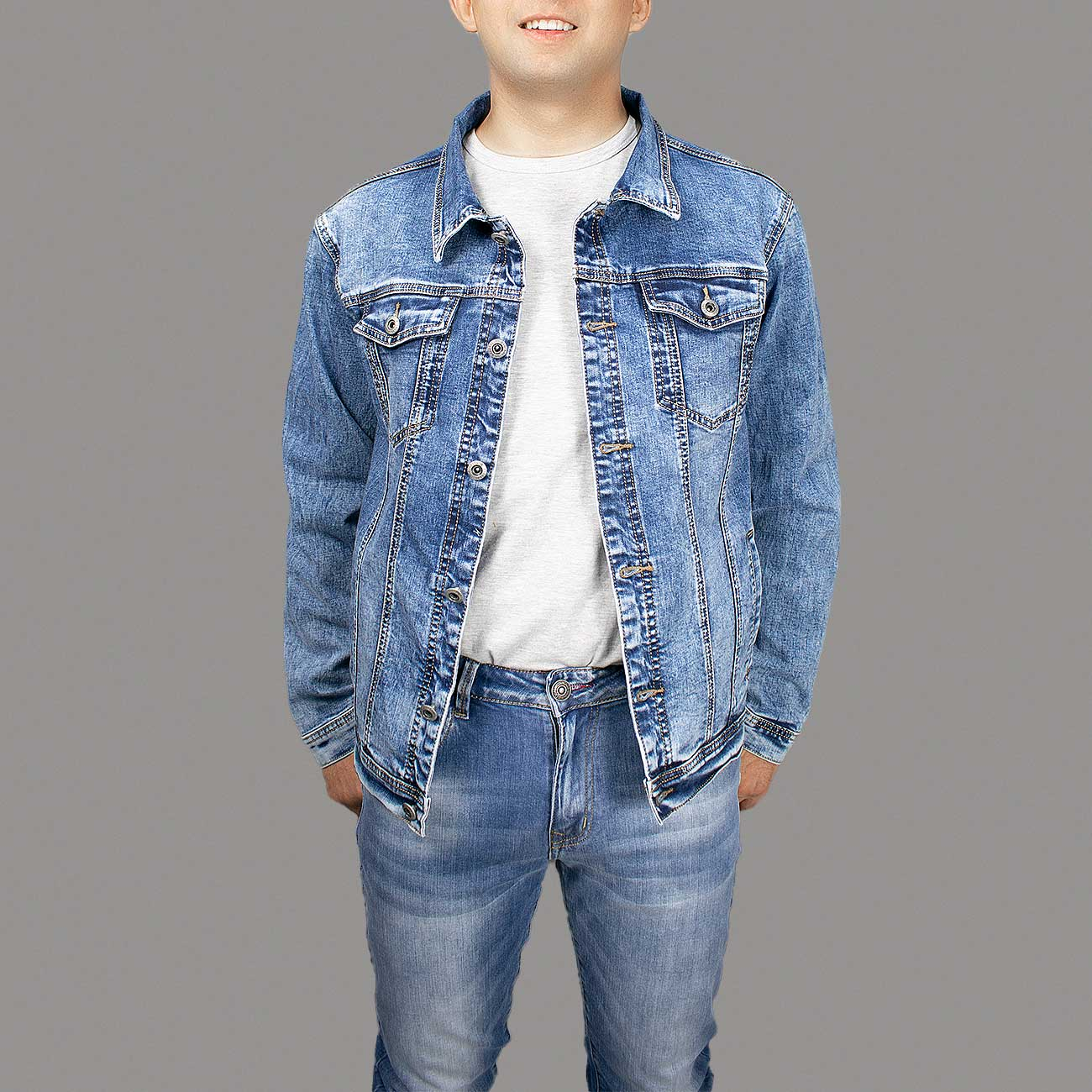 Куртка Dicsdcl Jeans D8010-198