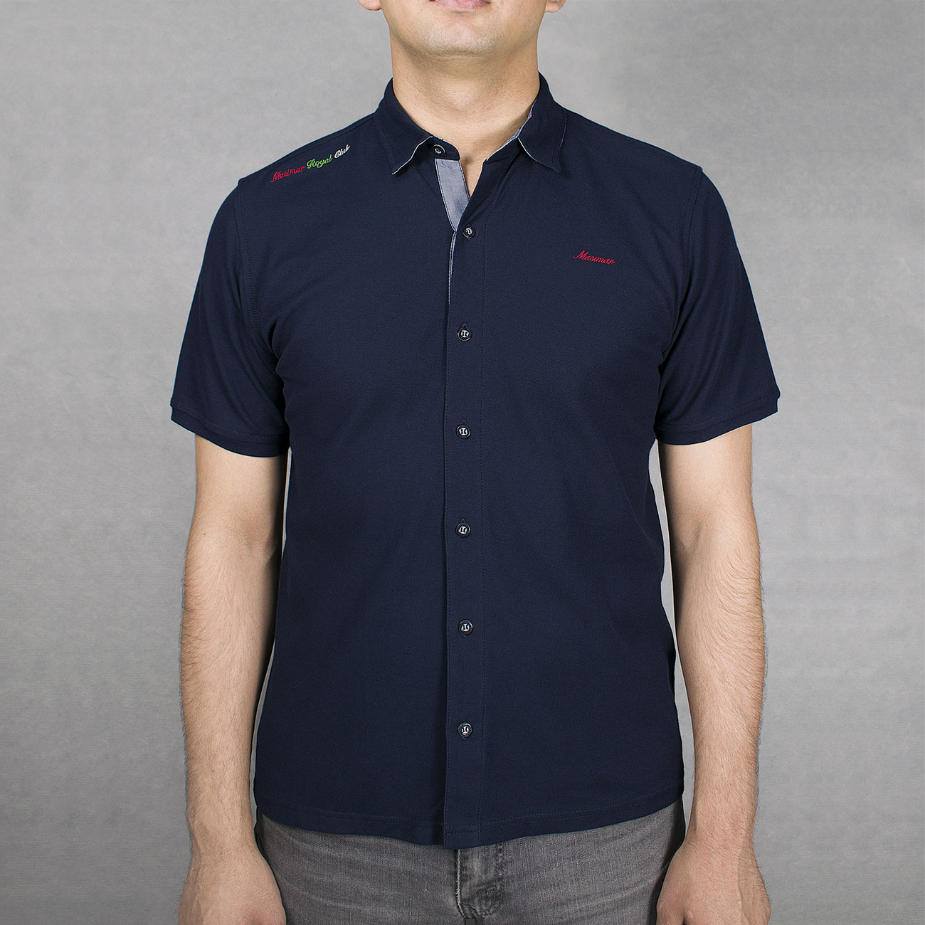 Рубашка-поло Masimar 16465