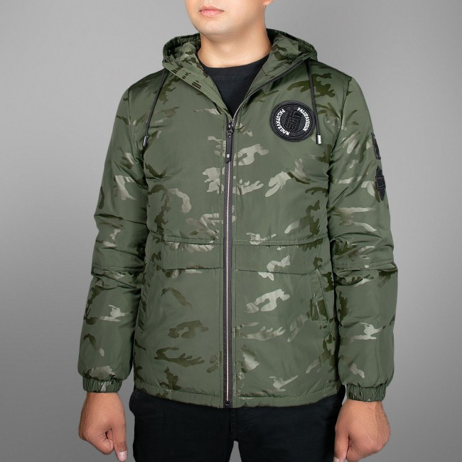Куртка Shishangyorongfu